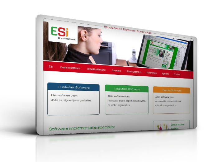 ESi IT Solutions, Pluriform partner in de Logistics en Publishers branche